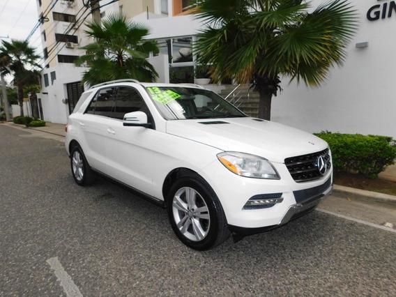 Mercedes-benz Clase M Ml350 4matic