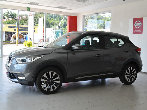 Nissan Kicks Exclusive Cvt A/c 2019