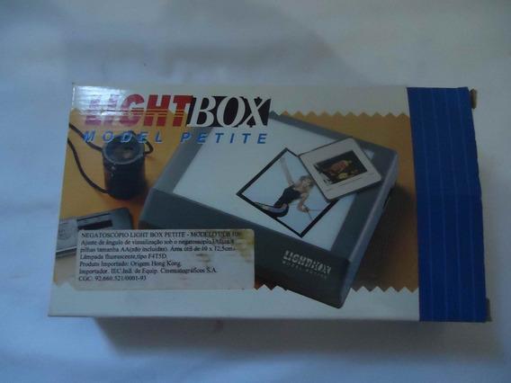 Negatoscópio Light Box Modelo Ulb-100 - Usado