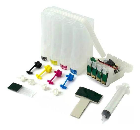 Kit Tanque Bulk Ink Xp204 Xp214 Xp401