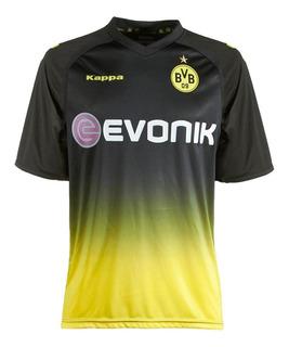 Playera Jersey Borussia Dortmund Hombre Kappa Full Je-320