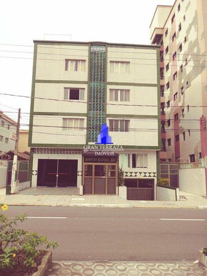 Apartamento Com 1 Dorm, Boqueirão, Praia Grande - R$ 129 Mil, Cod: 409 - V409