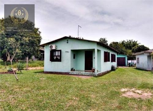 Sítio Com 4 Dormitórios À Venda, 2500 M² Por R$ 500.000,00 - Águas Claras - Viamão/rs - Si0027