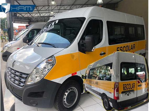 Renault Master Extra Escolar L3h2 Branco 2020
