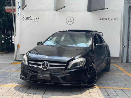 Imagen 1 de 15 de Mercedes-benz Clase A 2016 5p 200 Cgi Sport L4/1.6/t Aut