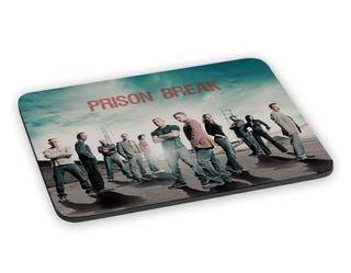 Mousepad Prison Break Série Netflix Seriado Tv Presente