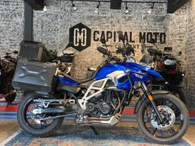 Capital Moto México Bmw F 700 Gs Reestgrena Full Equipo