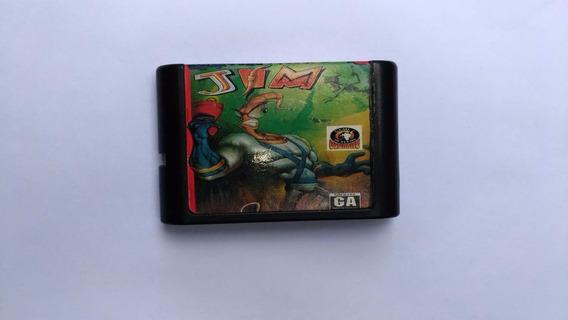 Earthworm Jim 1 Mega Drive
