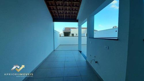 Cobertura À Venda, 90 M² Por R$ 320.000,00 - Vila Pires - Santo André/sp - Co0955