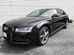 Audi A8 4.0 T Fsi Premium Lwb 435 Hp At