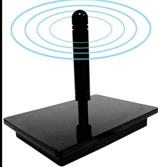 Antena Digital Interna Omnidirecional Hdtv 4k