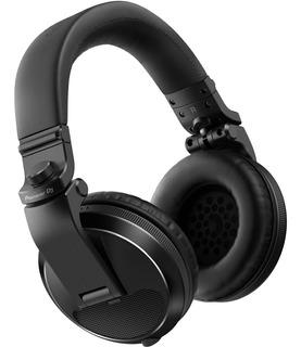 Pioneer Dj Hdj-x5-k Audífonos Para Dj Profesional Negros