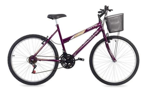 Bicicleta Free Action Donna Aro 26 18 Marchas