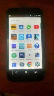 Motorola Moto G4, Batería Regular Lo Uso En Modo Ahorro De E