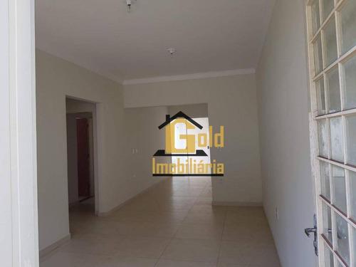 Casa Para Venda No Parque Dos Servidores - Ca0544