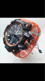 Relógio Esportivo Original Preto