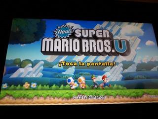 Consola Nintendo Wiiu Cables Y Juegos