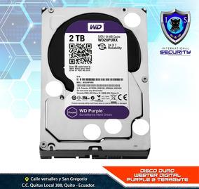 Disco Duro 2tb 1tb 4tb Wd Western Digital Purple