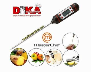 Termômetro Culinário Digital - 50°c Até + 300°c Masterchef