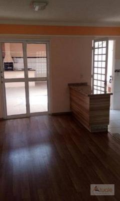 Casa Com 2 Dormitórios Para Alugar, 65 M² Por R$ 1.400/mês - Jardim Interlagos - Hortolândia/sp - Ca5328