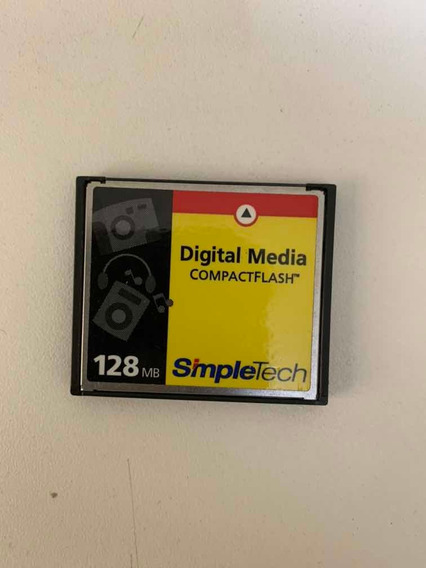 Compact Flash 128mb