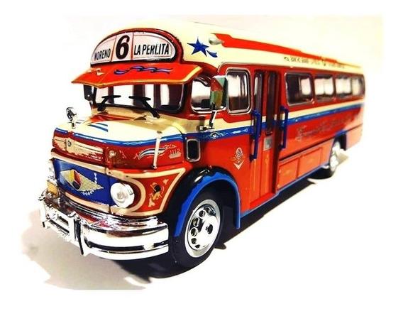 Mercedes Benz Lo 1112 Autobuses Colectivos 1/43 Inolvidables