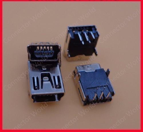 10 Conector Usb Para Controle De Playstation 3,play 3 , Ps3