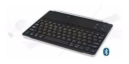 Teclado Bluetooth P/ iPad Encore Enzsuntw-a4blk Preto Box