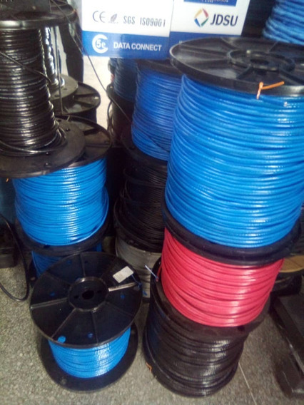 Cable Utp Elecon Cat 5e 100% Cobre