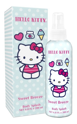 Perfume Hello Kitty Sweet Breeze 200ml