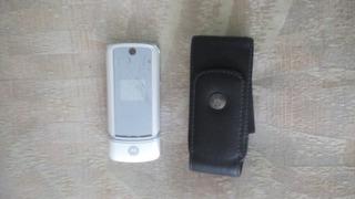 Celular Motorola K1m Con Cargador