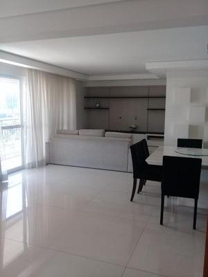 Apartamento Em Brooklin Paulista, São Paulo/sp De 132m² 3 Quartos À Venda Por R$ 1.600.000,00 - Ap172052