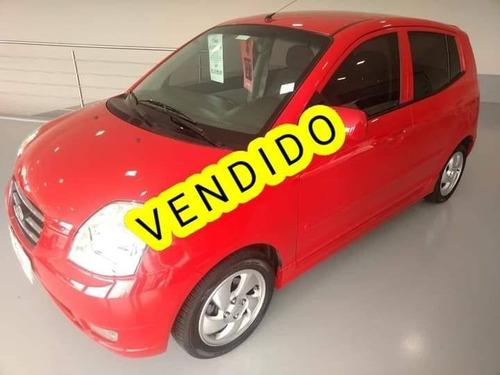 Kia Picanto 1.1 Ex 12v Gasolina 4p Manual