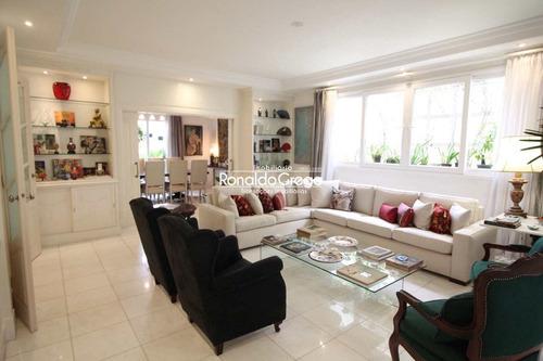 Apartamento Com 5 Dorms, Higienópolis, São Paulo - R$ 4 Mi, Cod: 2431 - V2431