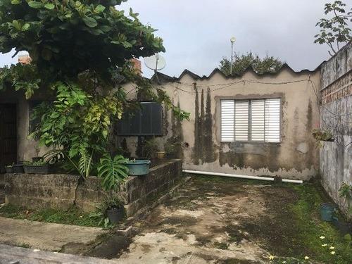 Casa Com 03 Dormitórios Na Cidade De Itanhaém - 4419   Sanm