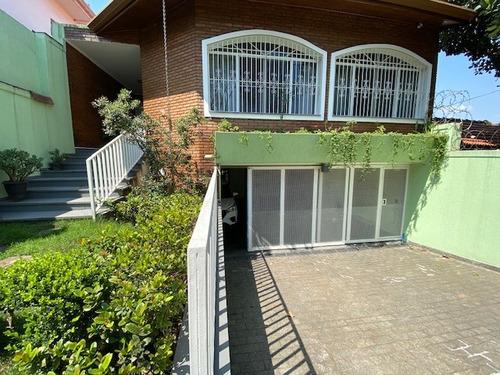 Imagem 1 de 14 de Vendo Casa Térrea 3 Dormitórios 3 Suites -vila São Francisco