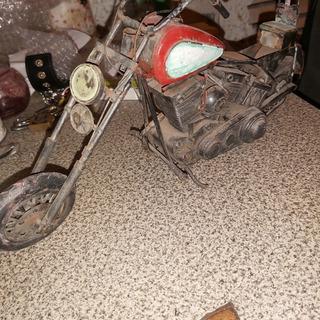 Moto Artesanal Schooper