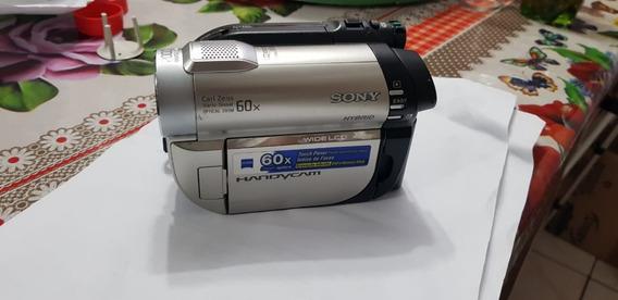 Câmera Filmadora Sony Dcr-650