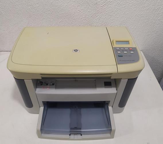 Impressora Hp M1120 Mfp Laser Multifuncional Revisada Ler
