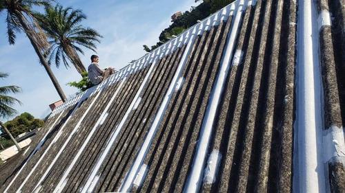 Impermeabilização De Telhados, Calhas, Lajes E Marquises