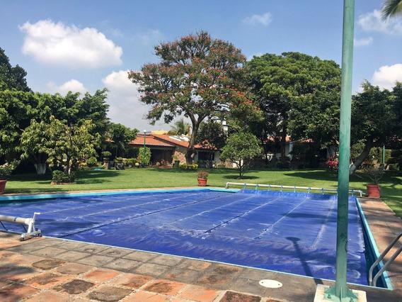 Casa En Condominio En Lomas De Cuernavaca / Temixco - Creve-7911-cd