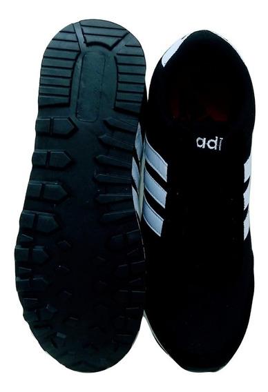 Tênis Adids Slip Neo Masculino Super Confortavel Envio Flash