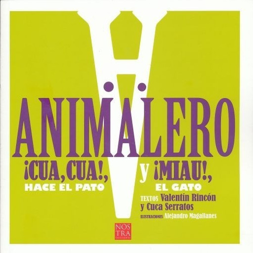 Imagen 1 de 3 de Animalero, Pasta Rústica.