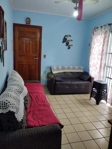 Imagem 1 de 17 de Apartamento Com 1 Dorm, Aviação, Praia Grande - R$ 138 Mil, Cod: 2864 - V2864