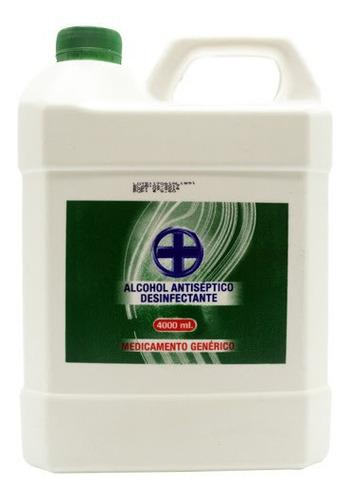 Alcohol Antiseptico Miosana 70° Ecuaquimica Galon Por Mayor