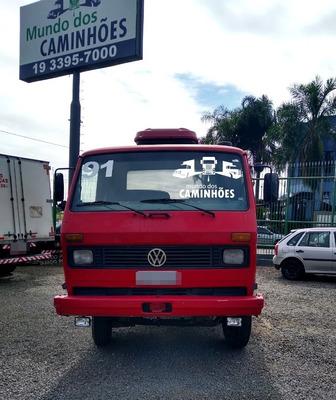 Volkswagen 7.90 S Vermelho 1991
