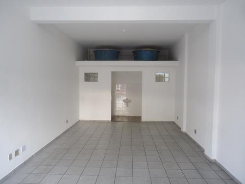 Imagem 1 de 7 de Salão Comercial ( Campo Limpo)- Inocoop / Jardim Rosana