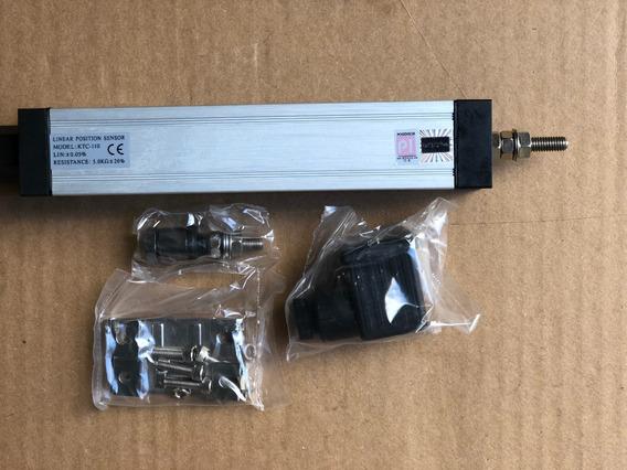 Régua Potenciométrica Sensor Linear De Posição 110mm