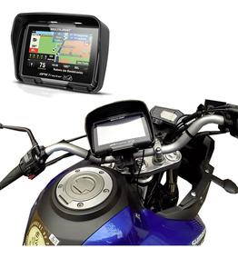Gps Moto Motocicleta Com Navegador Igo 8.3 Amigo Original Nf