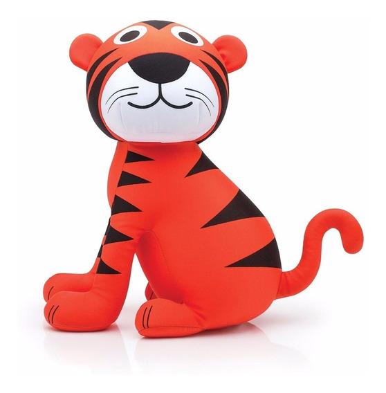 Almofada Tigre Ludi Imaginarium Fofa Presente Decoração
